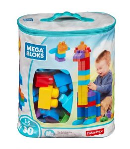 Mega Bloks Big Building Bag Toddler Toys