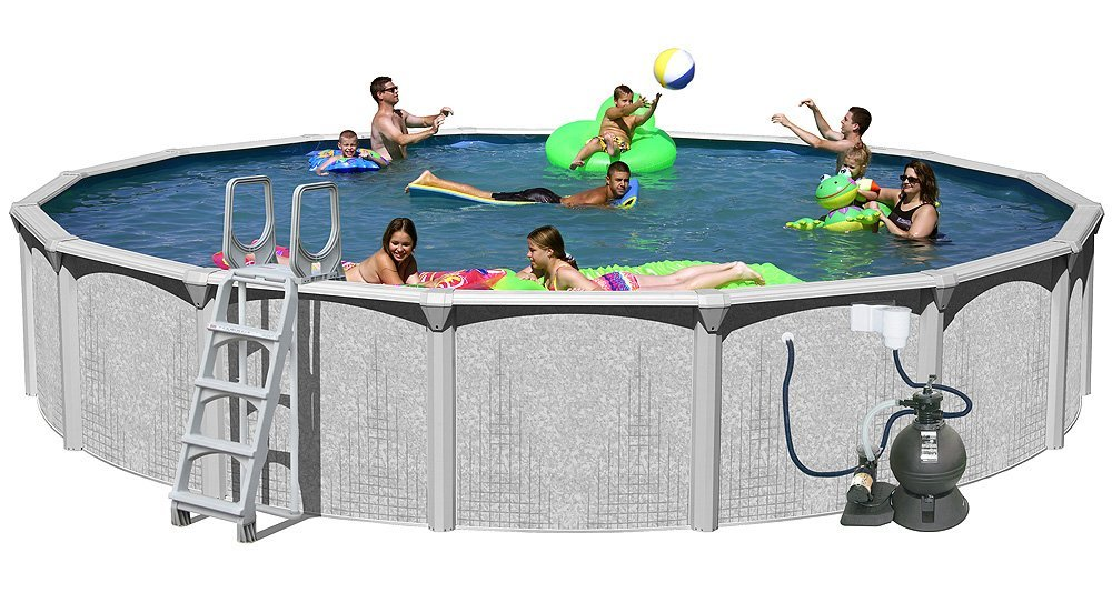 Best above ground pools 2020