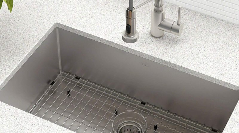 Kraus KHU100-30 Undermount Single Bowl Sink Reviews