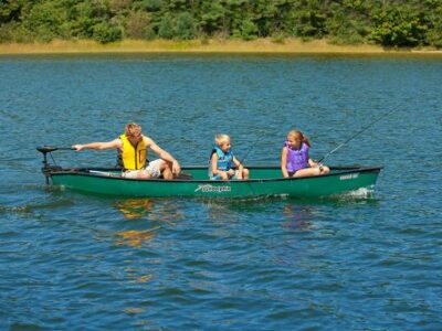 Best Canoe For Hunting And Fishing