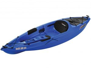 SUNDOLPHIN Sun Dolphin Bali SS 10-Foot Sit-on top Kayak Review