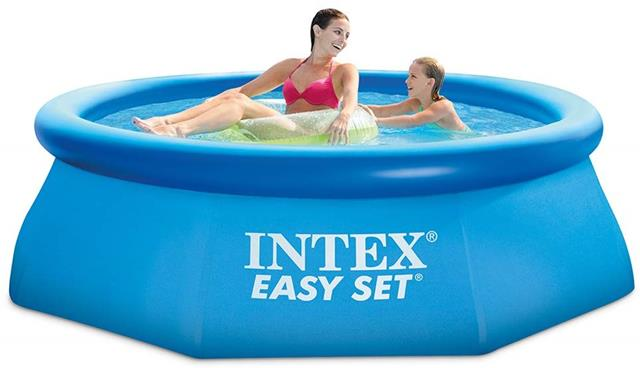 Intex 8ft X 30in Easy Set above Ground Pool