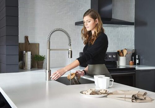 Best Touchless Kitchen Faucets 2022